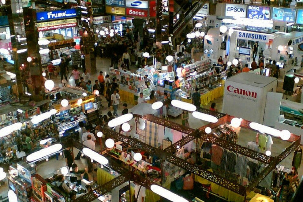 مرکز خرید پانتیپ پلازا