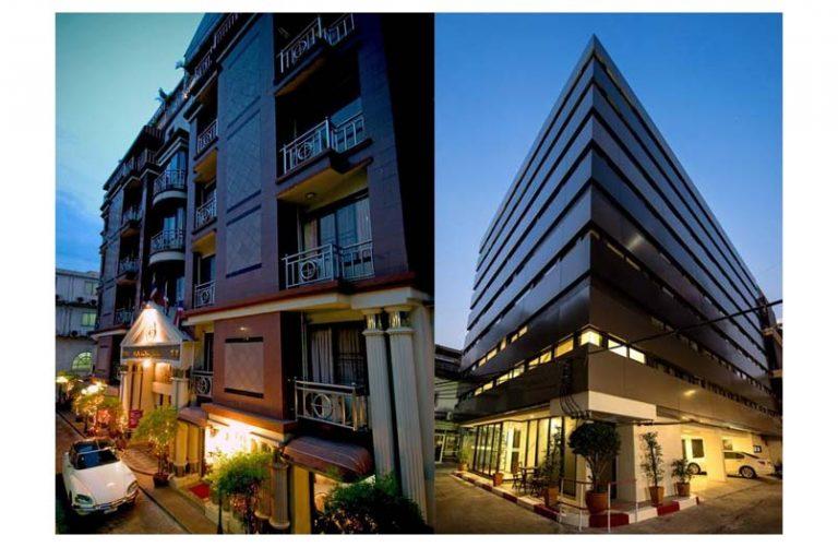 هتل وین لانگ پلیس بانکوک